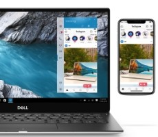 Dell Mobile Connect Brings iPhone Control And Screen Mirroring To Windows PCs