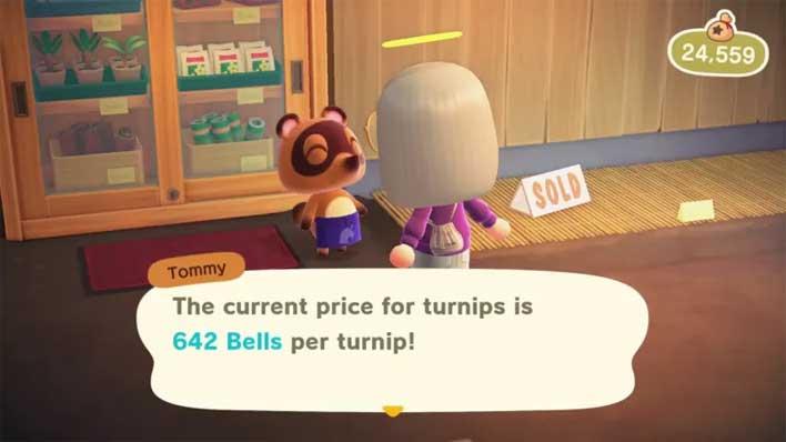 Animal Crossing: New Horizons Stalk Market, How To Make A Bull Run ...