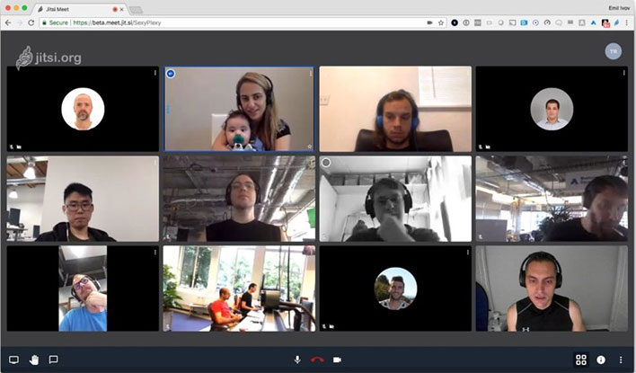 Meetings Jitsi