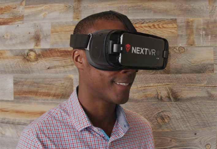 Apple Reportedly Targeting Event-Streaming Firm NextVR For $100 Million Acquisition - Hot Hardware