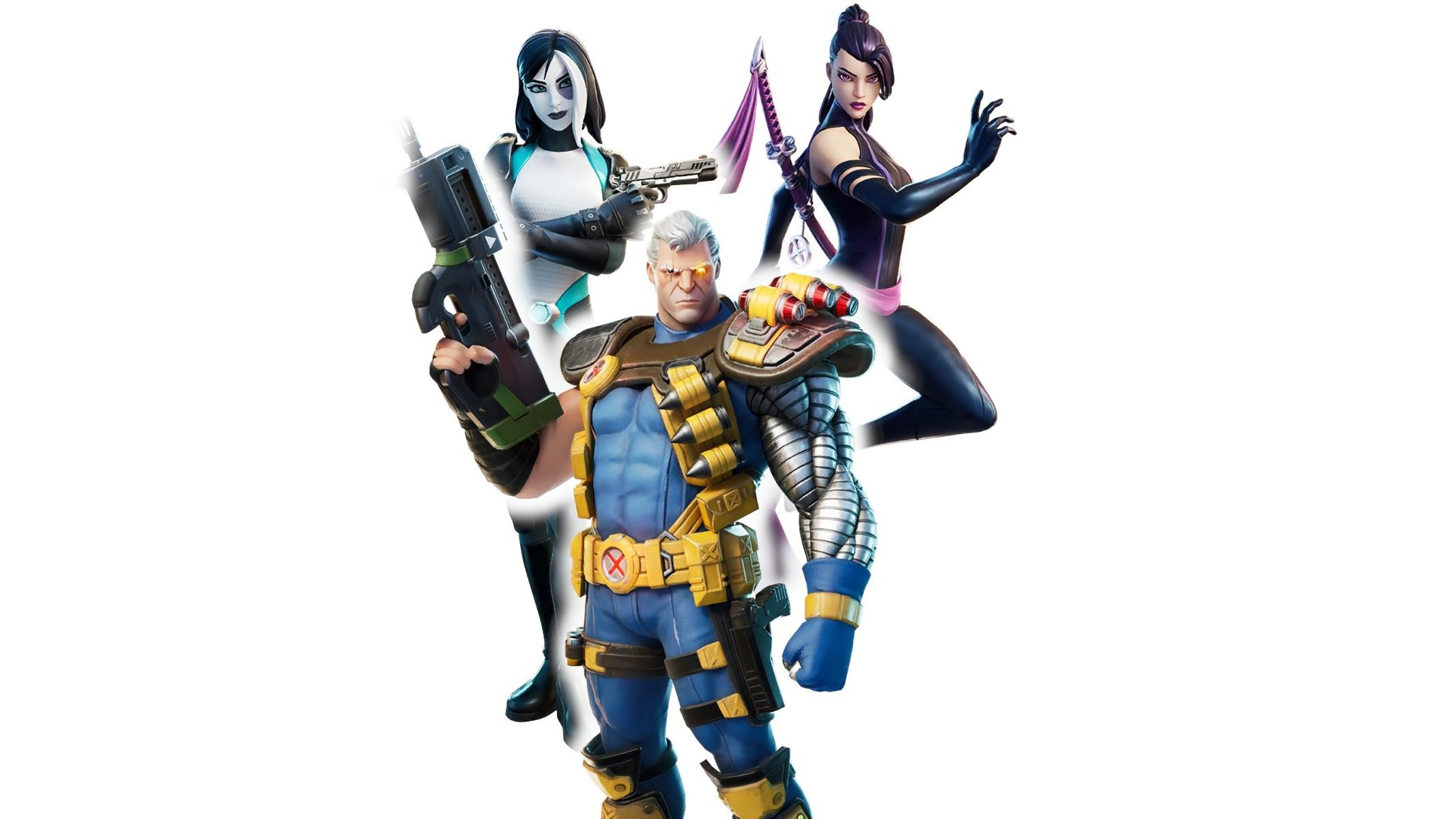 check out leaked cable and psylocke fortnite x force skins incoming to join deadpool hothardware x force skins incoming to join deadpool