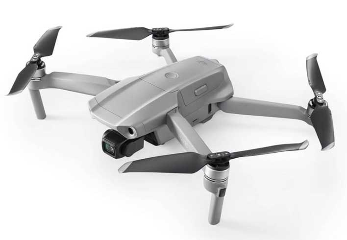 DJI Mavic Air 2 Drone Gets Official With Longer Flight Times And ...