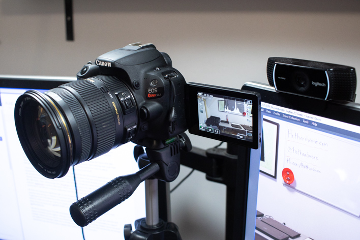 Here S How To Setup Your Canon Dslr As An Awesome Usb Webcam For