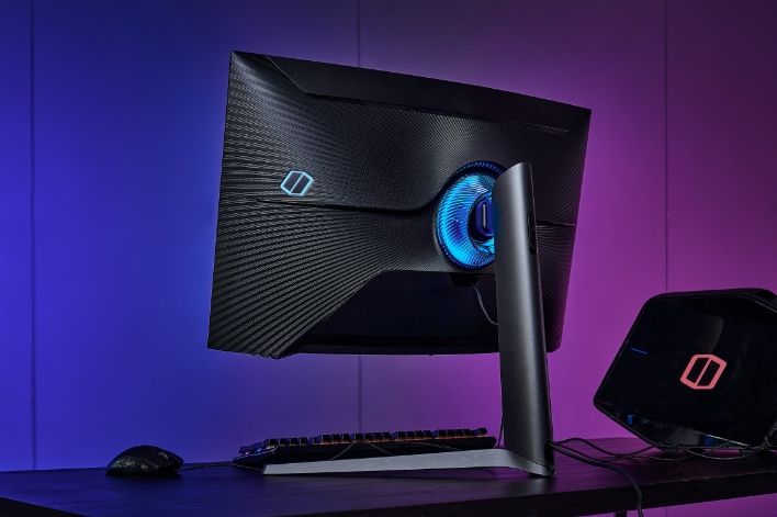 Samsung's Curvy Odyssey G7 240Hz FreeSync Gaming Monitors Finally Shipping  This Month | HotHardware