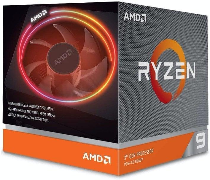 Amazon Italy Leaks Amd Ryzen 5 3600xt And Ryzen 9 3900xt Cpus July 7th Launch Confirmed Hothardware