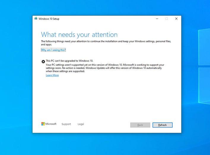 Windows 10 2004 Upgrade Blocks Rise As Microsoft Grapples ...