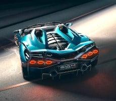 Lamborghini Goes Wild With Hybrid Sian Roadster That Packs A Hair-Raising 819 HP
