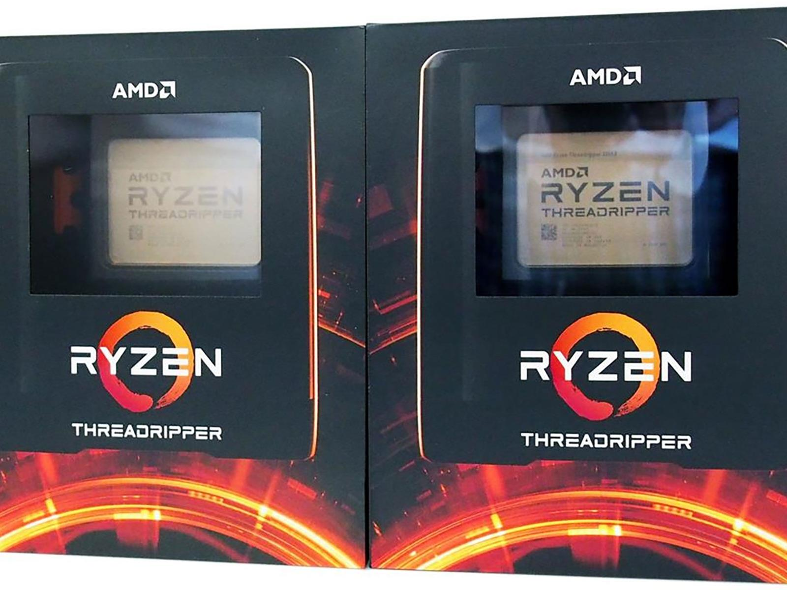 Spec Leak Shows Amd Threadripper Pro 3000 Zen 2 Family To Include 12 And 16 Core Chips Hothardware