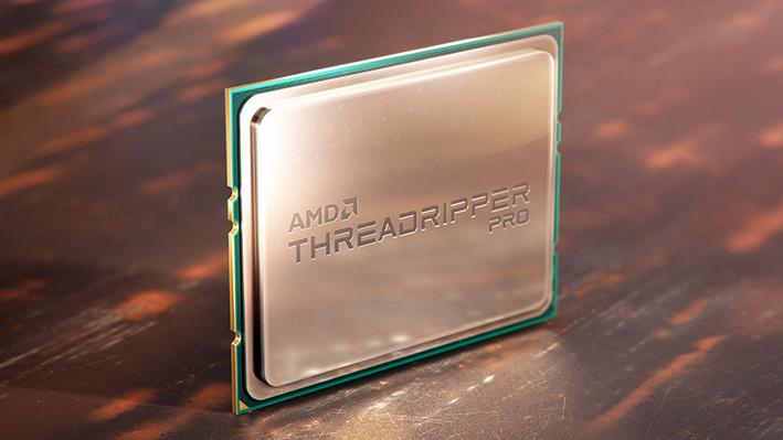 Amd Unveils Ryzen Threadripper Pro Processors To Battle Intel Xeon W Hothardware
