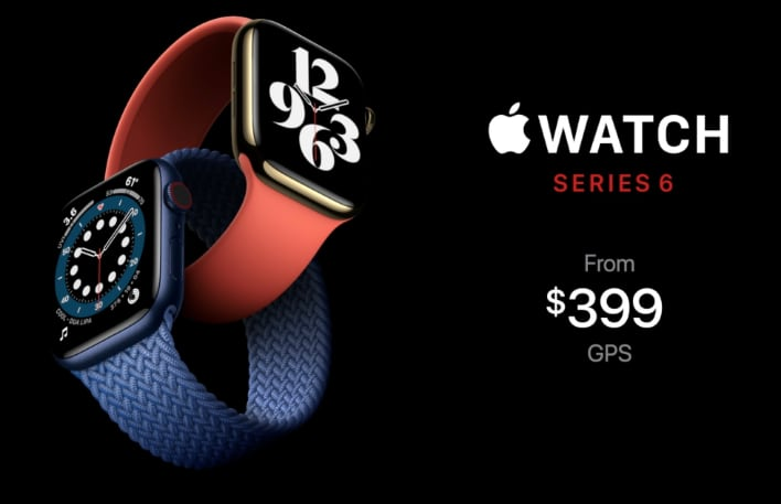 Apple Watch Series 6 Brings Blood Oxygen Monitoring, Affordable Apple Watch SE Launches