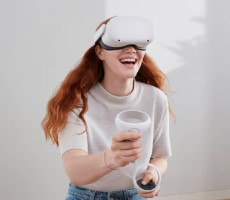 Facebook Unveils Oculus Quest 2VR Headset For $299 And Kills Off Oculus Rift