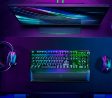 Razer's Popular Gaming Keyboards, Mice And Headsets Now Flex HyperSpeed Wireless Technology