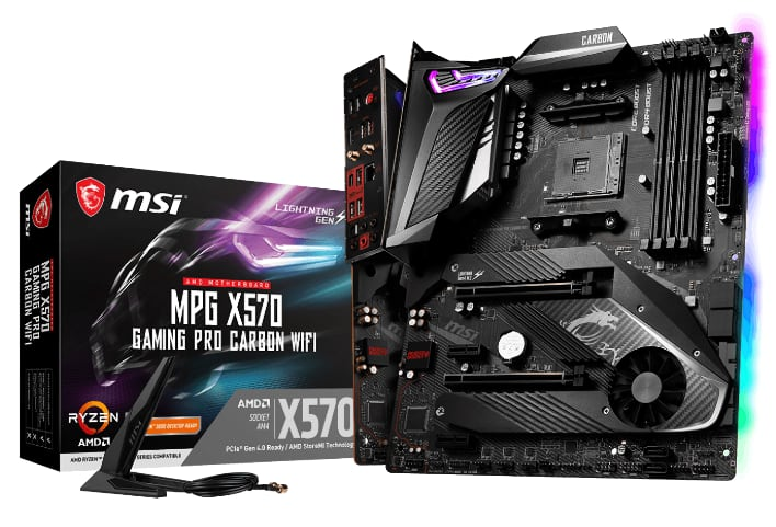 Msi Delivers Amd X570 And B550 Microcode Updates In Preparation For Ryzen 5000 Zen 3 Cpus Hothardware