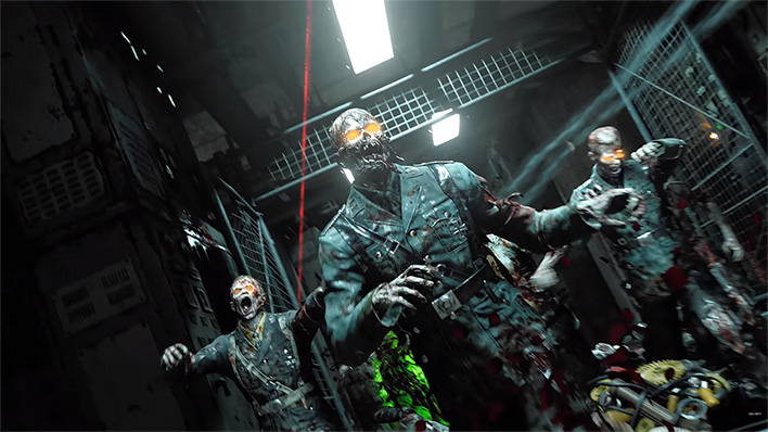 Ghoulish Call Of Duty Black Ops Zombies Reveal Trailer Is The Tainted Love We Need In 2020 Hothardware
