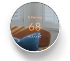 Google's Nest Thermostat Gets A Flashy Touch-Enabled Makeover And Cheaper Price Tag
