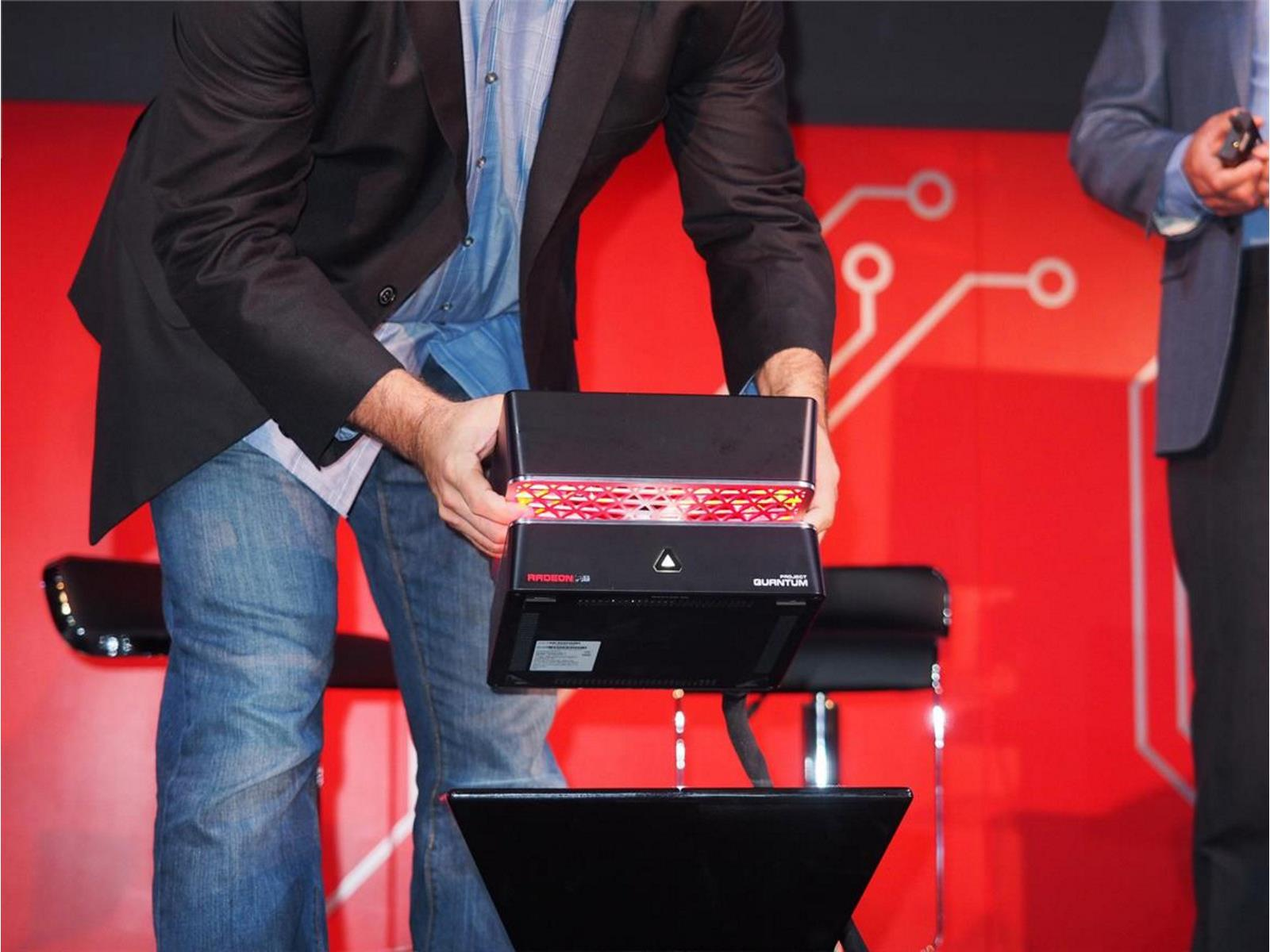Amd Project Quantum Possibly Revived Zen 3 And Rdna 2 Mini Gaming Pc Incoming Hothardware