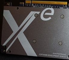 Alleged Intel Dual-GPU Xe Benchmarks Reveal 1.25GHz Clock And 192 Cus