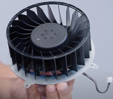 How And Why The PlayStation 5's Huge Cooling Fan Will Adjust To Future Games