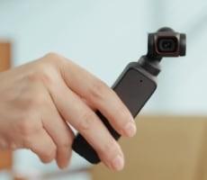 DJI Pocket 2 4K Action Cam Gains HDR Video, Enhanced Audio And Versatile Modular Accessory Base