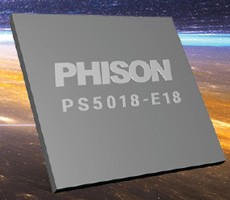 Phison PS5018-E18 Controller Will Push Next-Gen PCIe 4 SSDs To 7.4GB/s