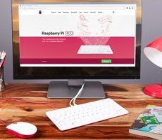 Raspberry Pi 400 Is A $70 Desktop Computer Built Into A Sleek Keyboard