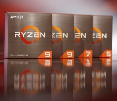 AMD Ryzen 5600X, 5800X, And 5900X Blast To Top Of Amazon's Best-Selling CPU Chart