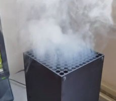 Microsoft States The Obvious: Don't Blow Smoke Into Your Xbox Series X For Viral Clicks