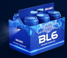 Bud Light Builds Intoxicating 6-Pack Gaming Console With A Built-In Projector And Core i7 CPU
