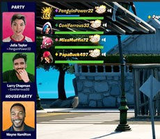 Fortnite's Epic Houseparty Integration Lets You Video Chat With Friends On These Platforms