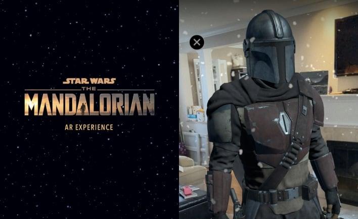 Google - Disney | Mandalorian AR Experience