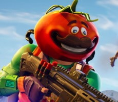 Where To Find Fortnite Tomato Baskets From A Nearby Farm And More
