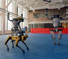 Watch How Boston Dynamics Robots Will Do Fortnite Victory Dances Over Our Fleshy Human Corpses