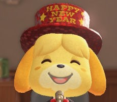 Here's Everything You Need to Know About the Animal Crossing: New Horizons New Year's Event