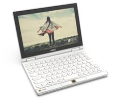 NEC's LaVie Mini Tiger Lake Handheld PC Does Its Best Nintendo Switch Impression