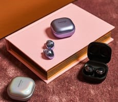 Samsung's Galaxy Buds Pro Premium Wireless Earbuds Arrive With ANC And 3D Audio