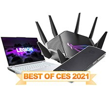 Hot Hardware Picks For The Best Of CES 2021