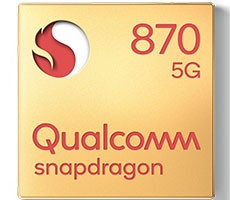 Qualcomm Unveils Amped-Up Snapdragon 870 5G For Premium Android Phones