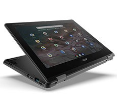Acer's Latest Chromebooks, TravelMate Windows Laptops Feature Mix Of Intel And Arm CPUs