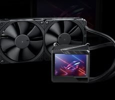 ASUS ROG Ryujin II 240 CPU Cooler Teased With Glorious 3.5