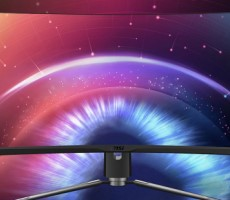 MSI's 34-inch Artymis 343CQR 165Hz WQHD 1000R Curved Gaming Monitor Now Shipping