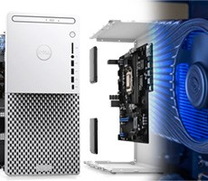 2.5 Geeks: Dell XPS Desktop Special Edition, Fast ADATA SSDs, Intel Xe HPG GPU Lives And More