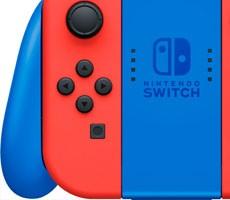 Nintendo Switch Mario Red & Blue Limited Edition Is Out Now, Here's Where To Buy