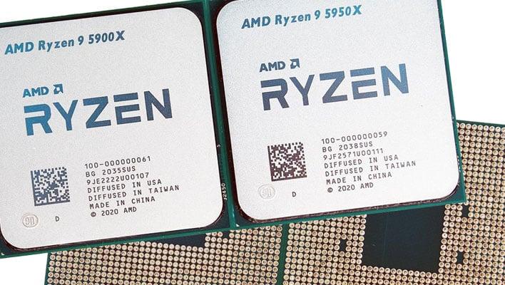 Custom PC Builder PowerGPU Claims Ryzen 5 5000 Zen 3 CPUs Experiencing High Failure Rates - Hot Hardware