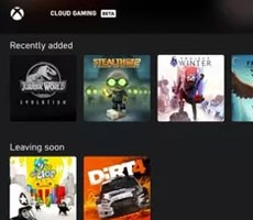 See Microsoft's Vision For Its xCloud Game Streaming Service In A Web Browser