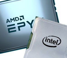 AMD Zen 3 EPYC 7003 And Intel Ice Lake-SP Xeon Face Off In Monster CPU Spec Showdown