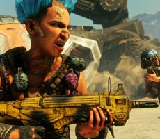 Rage 2 Delivers A Carnival Of Carnage And Is Free If You Know Where To Look