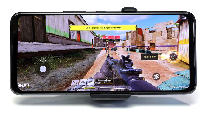 asus horn phone 5 cod mobile