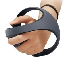 Sony's New Orb-Like Controllers Preview Next-Gen PS5 Virtual Reality System