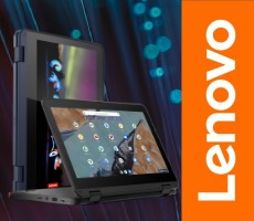 Lenovo Brings AMD And Intel Power To New Windows 10, ChromeOS Laptops For Education