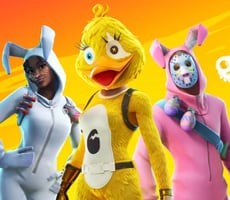 How To Forage Bouncy Eggs In Fortnite Chapter 2 Season 6 For Some Easter Fun